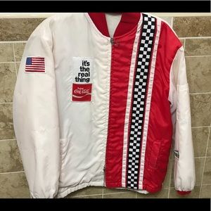 Cocacola jacket
